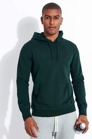 Reigning Champ Pullover Hoodie - Forest Green image 1 - The Sports Edit