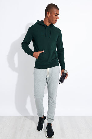 Reigning Champ Pullover Hoodie - Forest Green image 2 - The Sports Edit