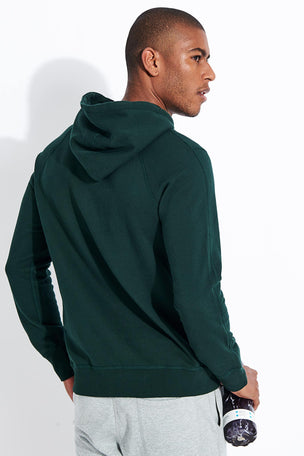 Reigning Champ Pullover Hoodie - Forest Green image 3 - The Sports Edit