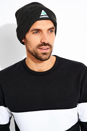 Reigning Champ Rugby Crewneck - Black image 5 - The Sports Edit