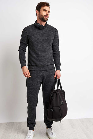 Reigning Champ Slim Sweatpant - Mesh Double Knit image 4 - The Sports Edit