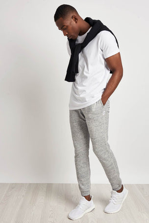 Reigning Champ Slim Sweatpant Terry Ice image 4 - The Sports Edit