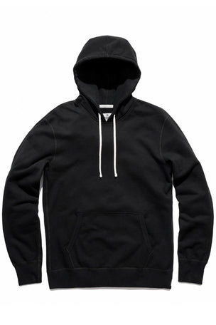 Reigning Champ Pullover Hoodie - Black image 5 - The Sports Edit