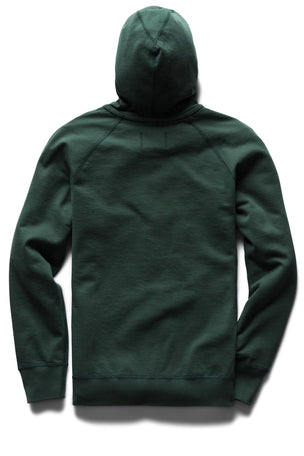 Reigning Champ Pullover Hoodie - Forest Green image 7 - The Sports Edit
