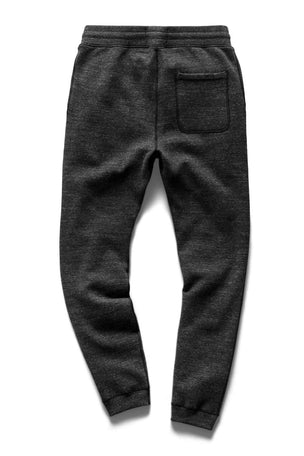 Reigning Champ Slim Sweatpant - Mesh Double Knit image 6 - The Sports Edit