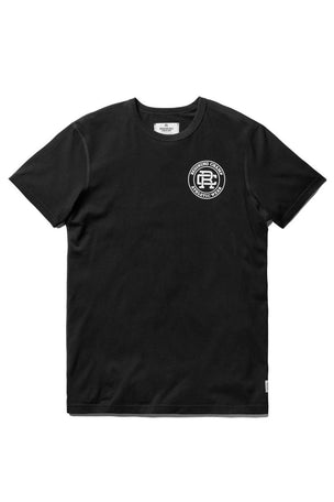 Reigning Champ Crest Logo Tee Black image 5 - The Sports Edit