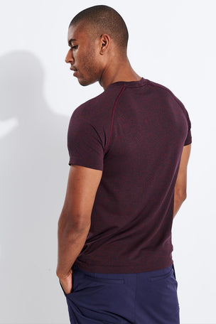 Rhone Reign Tech Short Sleeve - Andorra image 3 - The Sports Edit