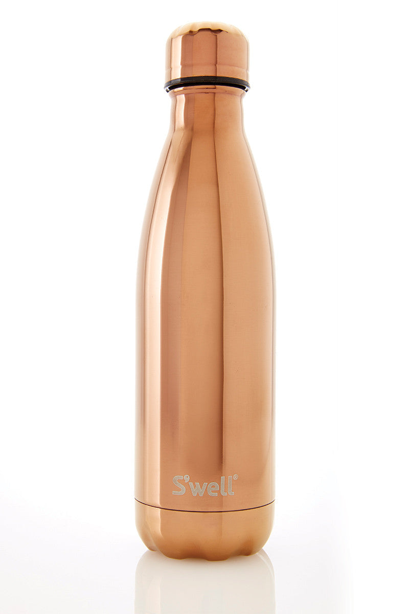 S'Well S'well Bottle Rose Gold 500ml image 2