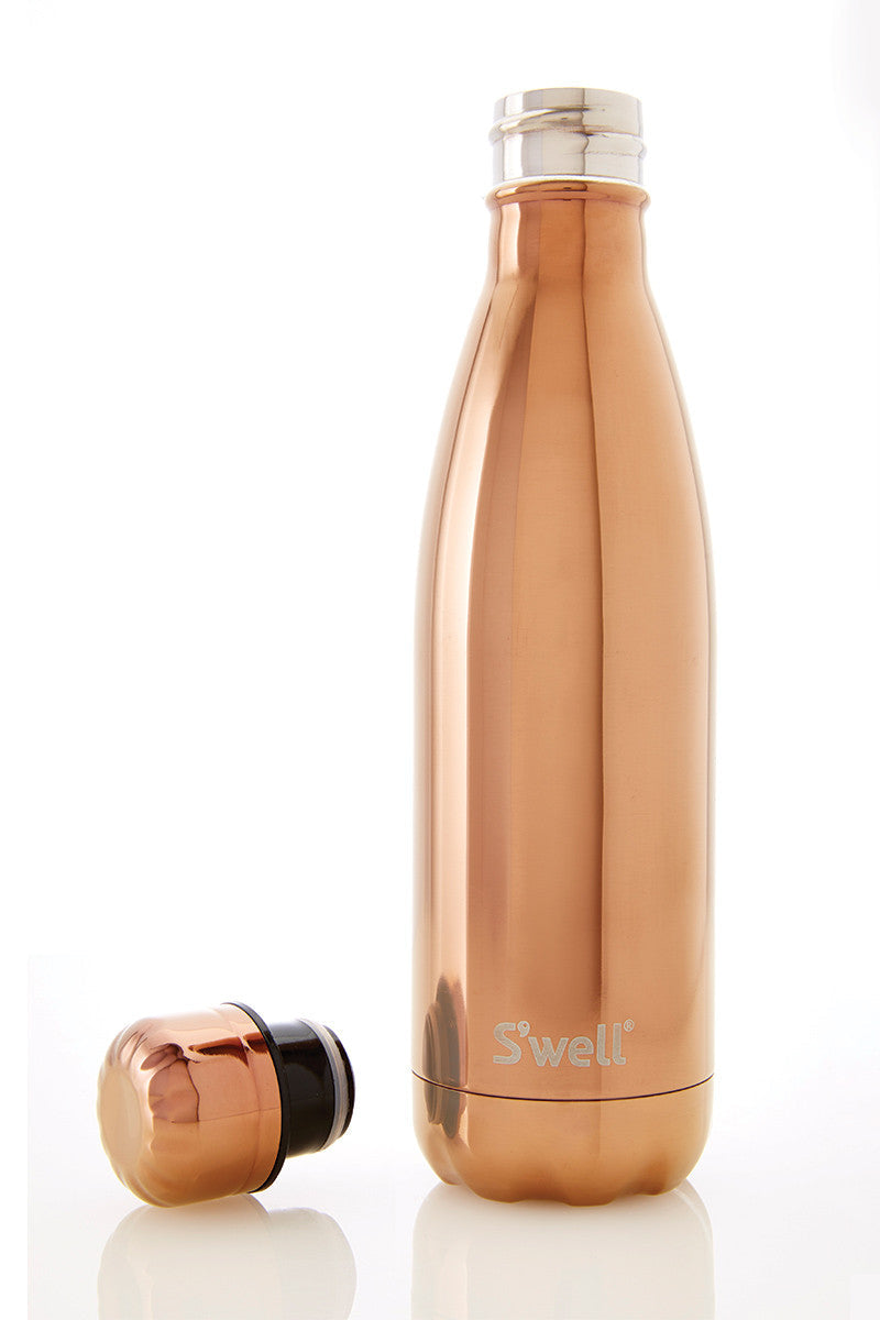 S'Well S'well Bottle Rose Gold 500ml image 1