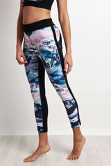 SALT Tahoe Print Legging 7/8 image 1 - The Sports Edit