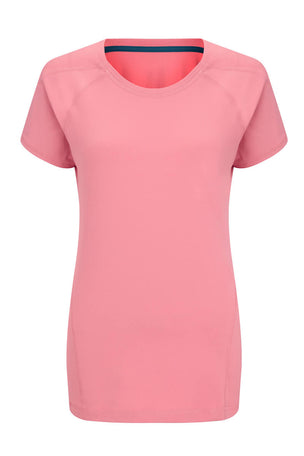 SALT Ultimate Workout Tee Pink Blush image 5 - The Sports Edit