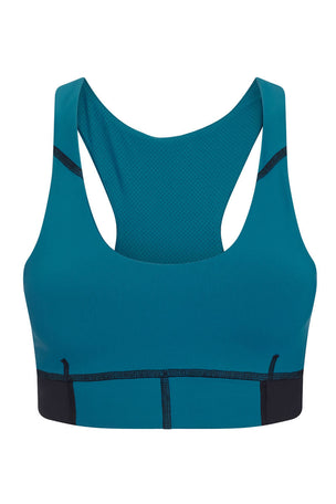 SALT Dynamic Focus Bra Top Salt Water image 5 - The Sports Edit