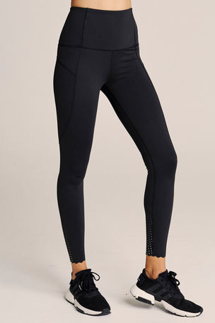 Varley Wesley Legging - Black image 1 - The Sports Edit