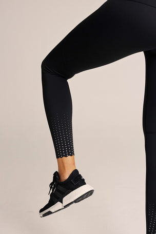 Varley Wesley Legging - Black image 5 - The Sports Edit