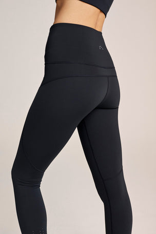 Varley Wesley Legging - Black image 4 - The Sports Edit