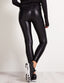 Koral Lustrous Regular Rise Legging - Black image 2 - The Sports Edit