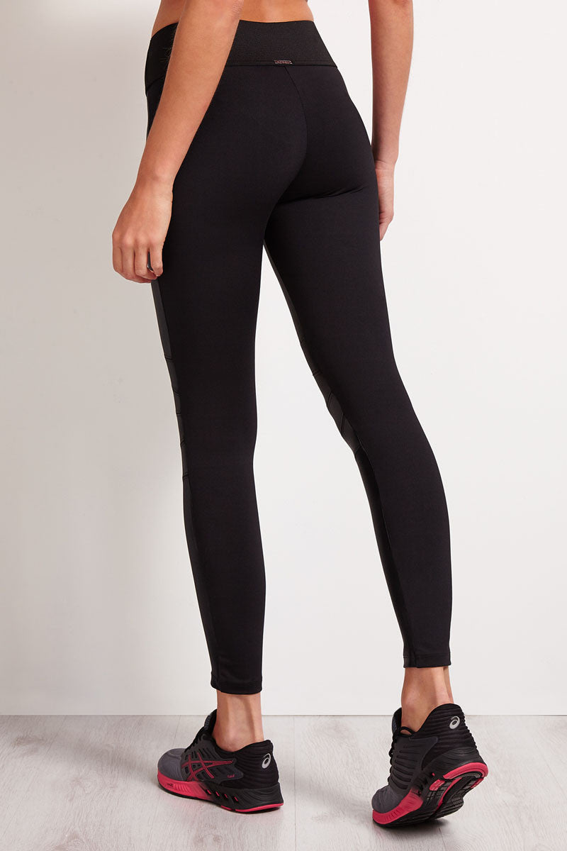 Koral Moto M. Rise Leggings-Black image 3