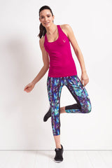 Koral Compass Cropped Legging image 1