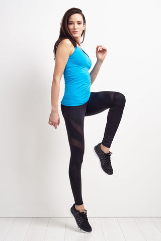 Michi Psyche Legging - Black image 1