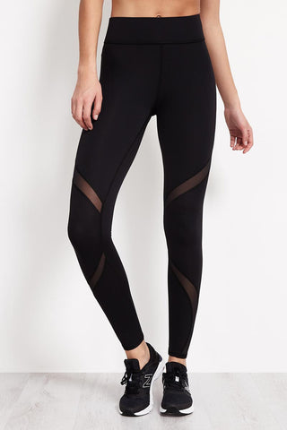 Michi Suprastelle Legging - Black image 1 - The Sports Edit