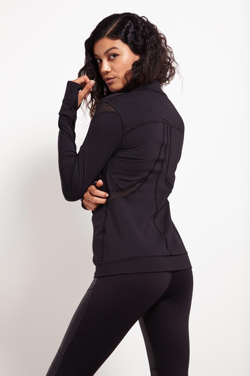 Michi Illusion Jacket image 2 - The Sports Edit