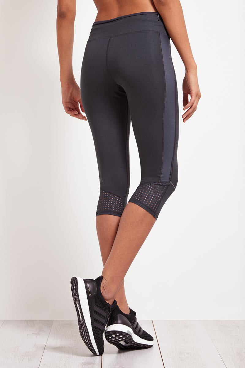 ADIDAS Supernova 3/4 Tights - Dark Grey image 3