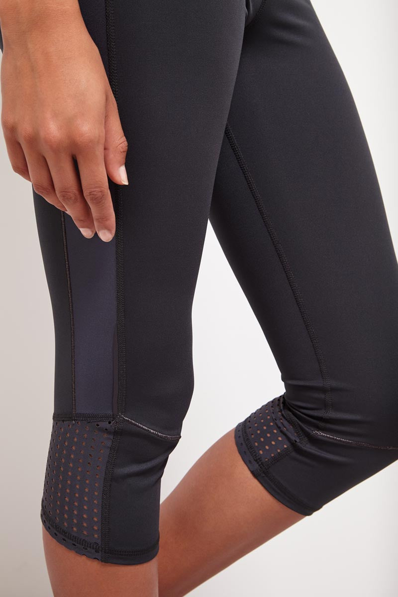 ADIDAS Supernova 3/4 Tights - Dark Grey image 1