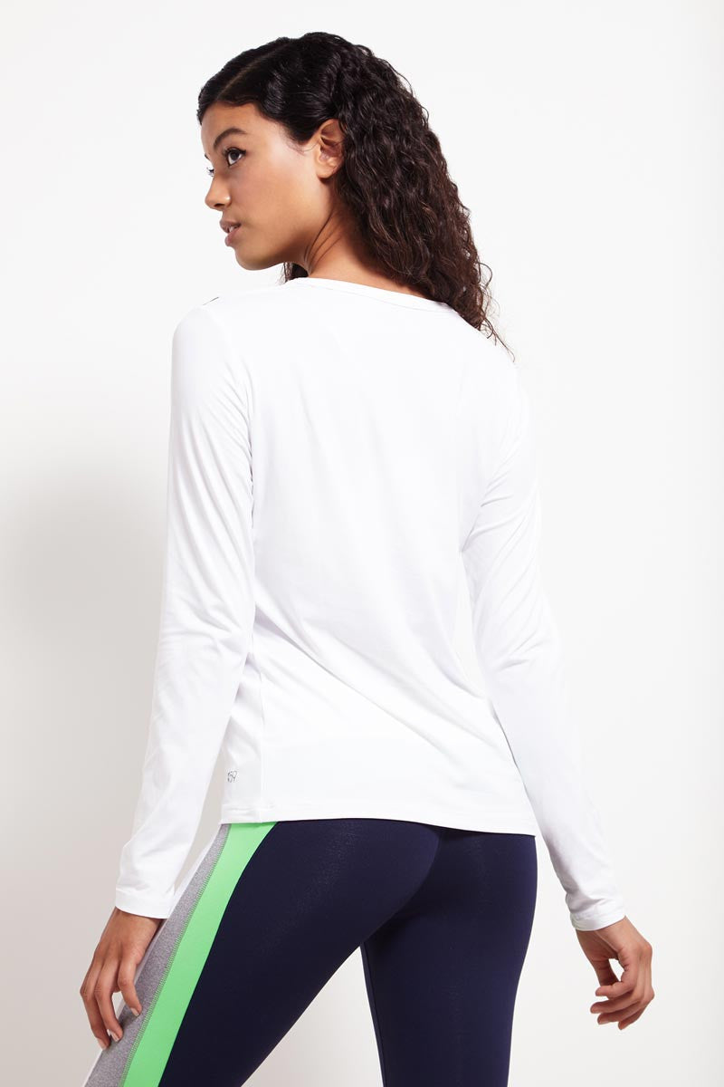 Splits59 Arden Longsleeve Performance Run Tee image 2 - The Sports Edit