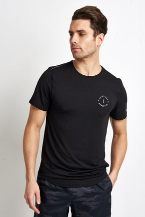 be81be57964c3 Spiritual Gangster 108 Quick Dry Performance Tee image 1 - The Sports Edit