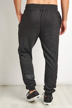 Spiritual Gangster Varsity Men's Jogger image 2 - The Sports Edit