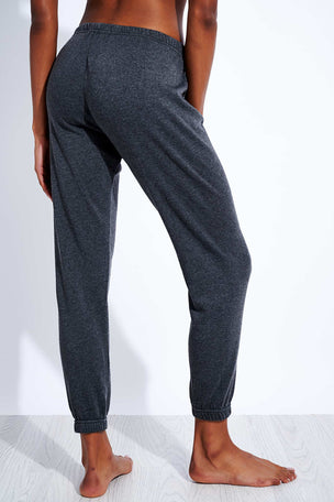 Spiritual Gangster Stars Perfect Sweatpant - Vintage Black image 3 - The Sports Edit