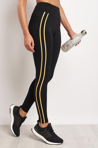 Splits59 Distance Tight Black/Marigold image 1 - The Sports Edit