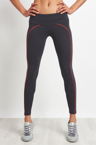 Splits59 Tandem Tight Grey/Red image 1 - The Sports Edit