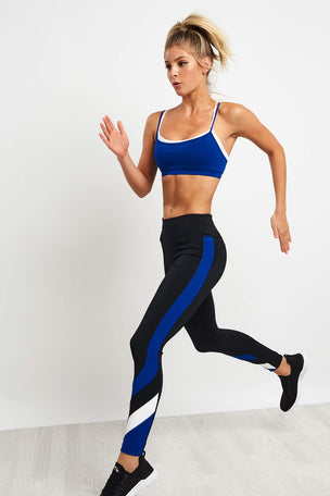 Splits59 Venice Tight - Black/Royal/White image 4 - The Sports Edit