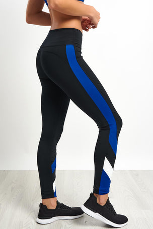 Splits59 Venice Tight - Black/Royal/White image 2 - The Sports Edit