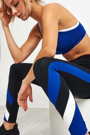 Splits59 Venice Tight - Black/Royal/White image 3 - The Sports Edit