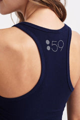 Splits59 Ashby Rib Racerback Tank image 3 - The Sports Edit