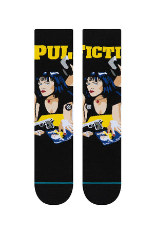 Stance Pulp Fiction - Black image 2 - The Sports Edit