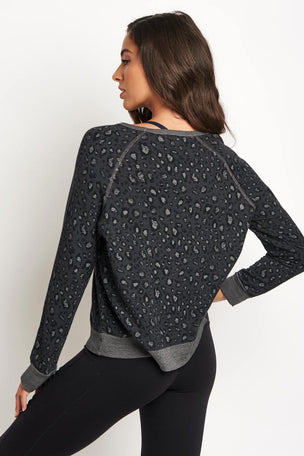 Sundry Active Pullover Wanderlust image 2 - The Sports Edit