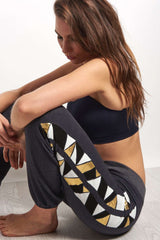 Sundry Triangles Active Sweatpant image 3 - The Sports Edit