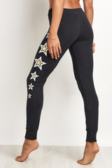 Sundry Stars Skinny Pant image 2 - The Sports Edit