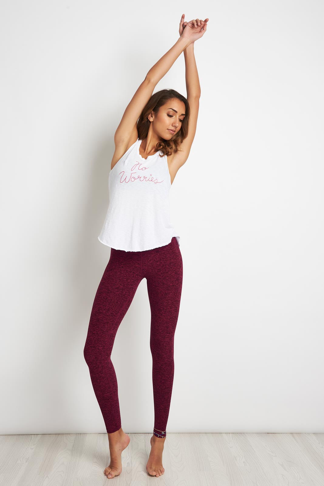 Sundry No Worries Tank Top image 4 - The Sports Edit