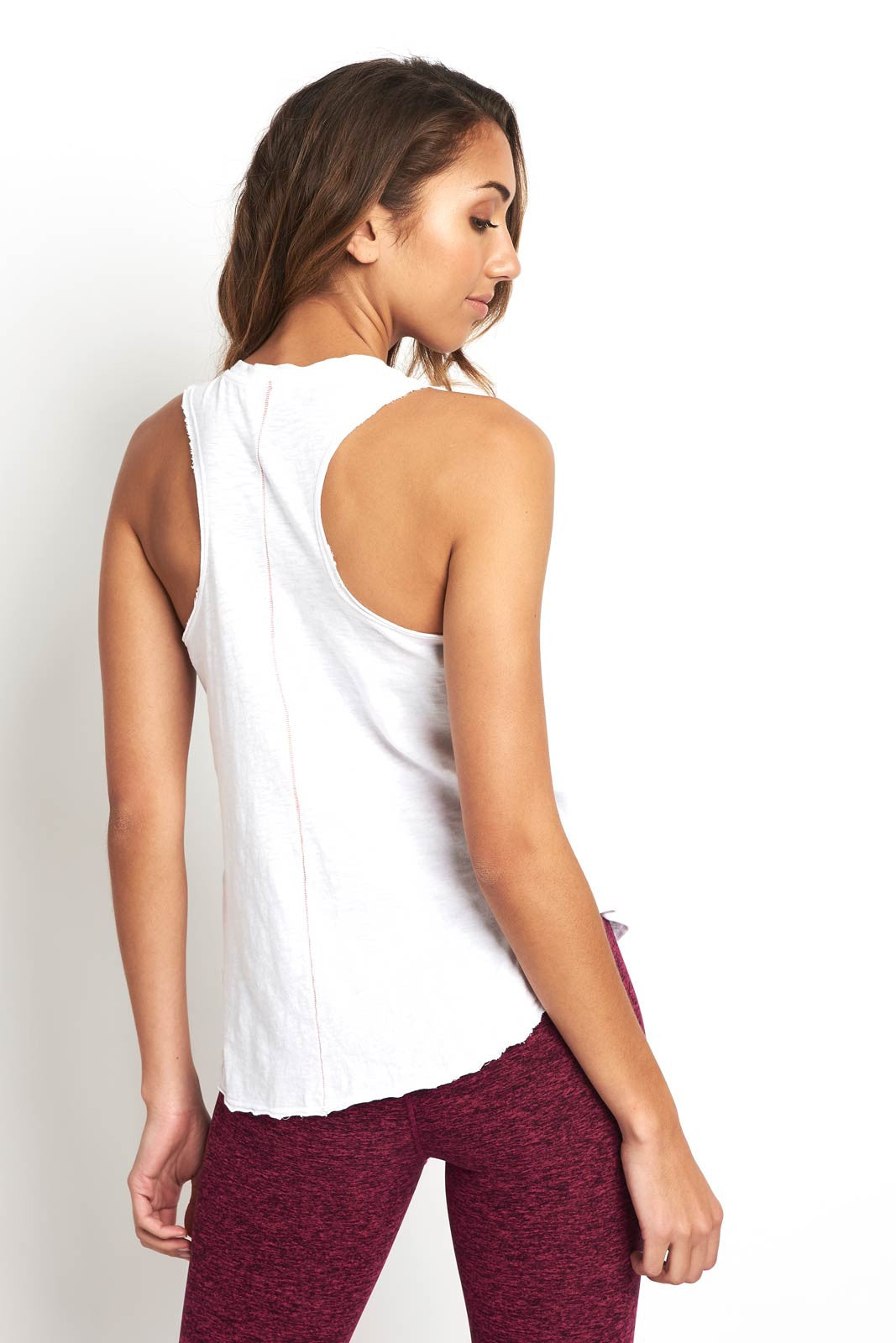 Sundry No Worries Tank Top image 2 - The Sports Edit