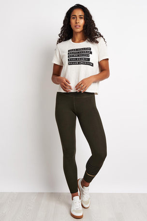 Sundry Dream American Vintage Tee - Bone image 4 - The Sports Edit