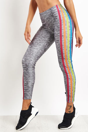 Terez Some Stripe of Way Performance Leggings image 5 - The Sports Edit