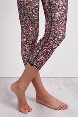 Terez Multi Glitter Leggings image 4