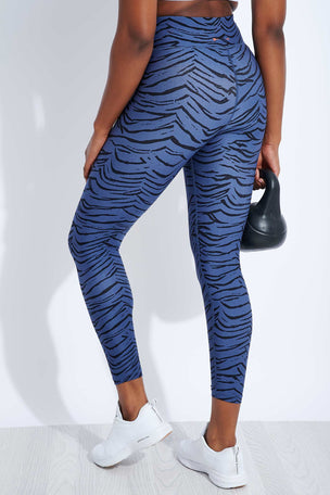 The Upside Tiger Midi Pant image 3 - The Sports Edit