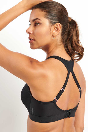 Triumph Triaction Magic Motion Push Up Sports Bra image 4 - The Sports Edit