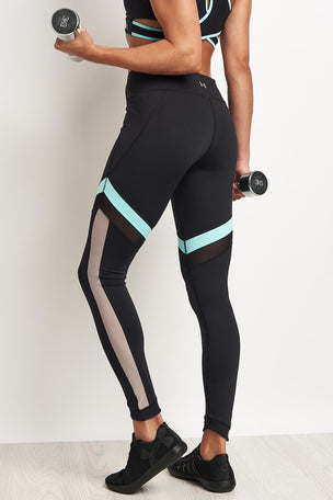 Under Armour Misty BreatheLux Legging image 2 - The Sports Edit