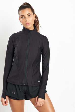 Under Armour Vanish Disrupt Mesh Jacket - Black image 5 - The Sports Edit